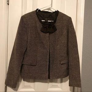 Chadwick's button up tweed blazer